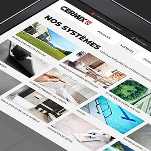 Création de site internet et catalogue produits