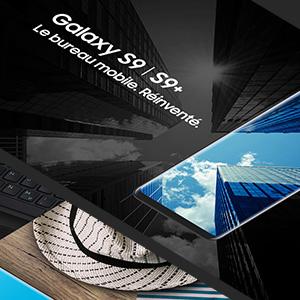 Lancement de produit online pour Samsung
